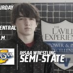 Tolbert Headed To IHSAA Wrestling Semi-State Round