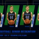 Basketball Set To Host Senior Recognition Feb. 21 – UPDATED VIDEO