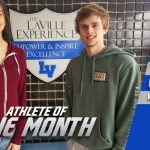 Cox, Wieczorek Selected January Athlete Of The Month