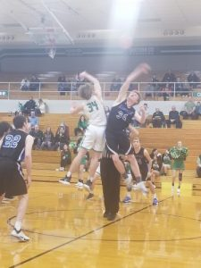 Basketball Snapshots At Concord