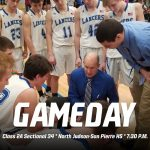 """""""Focus Level And Mentality"""" Key As Basketball Meets Boone Grove In Sectional Semifinal"""