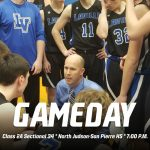 Basketball Set To Face South Central (UM) For IHSAA Sectional Title
