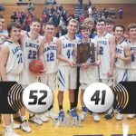 Basketball Claims Sixth Sectional Title
