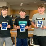 Eighth Grade Holds Awards Recognition Program