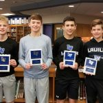 Seventh Grade Holds Awards Recognition Program