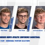 HNAC Boys Basketball Squad Selected; Fischer, Wieczorek, Dove Recognized