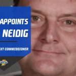 Neidig Appointed Next IHSAA Commissioner