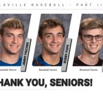Thank You Baseball Seniors – Part II