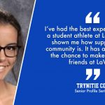"""TRYNITIE COX: """"Know How Devoted You Want To Be To The Sport You Play"""""""