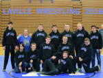 2016 LaVille Wrestling Senior Night Revisited