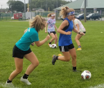 "Soccer Gals ""Excited"" For Return To Play Rule"