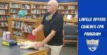 LaVille Offers Coaches CPR Program