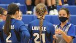 GIRLS 8TH GRADE VOLLEYBALL v. Urey