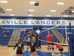Girls Junior Varsity Volleyball falls to Knox 2 – 1