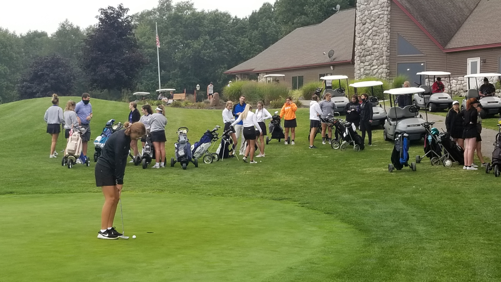 Girls Golf HNAC Championships
