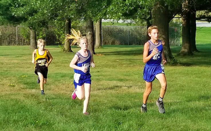 Jr. High Cross Country v. Culver, NJSP, OD