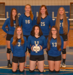 2020 LaVille Eighth Grade Volleyball