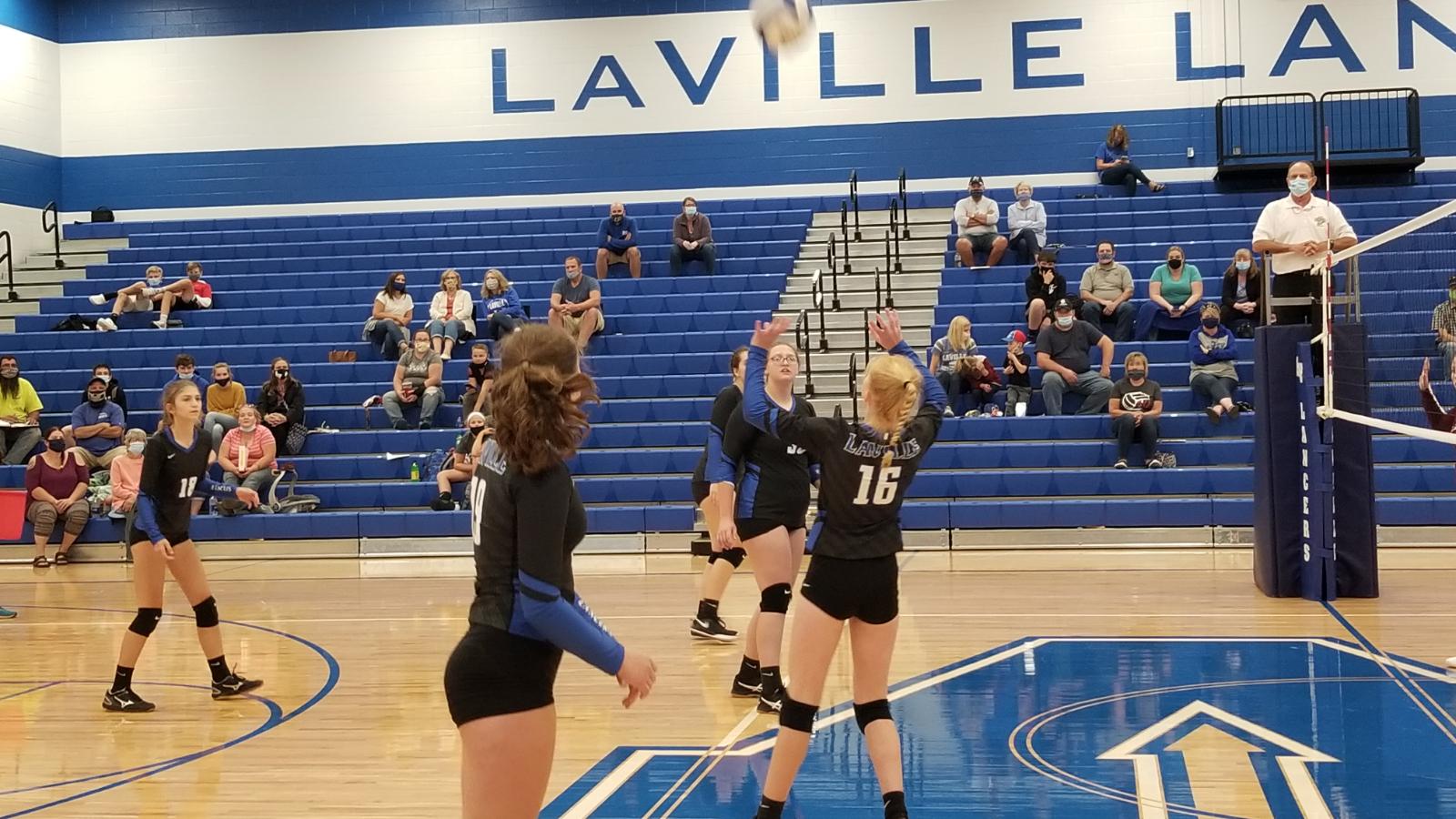 JV Volleyball v. Culver Academy