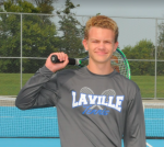 Walker Falls In IHSAA Sectional Singles Action