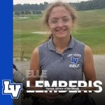 Elle Lemberis Selected Female Athlete Of The Month