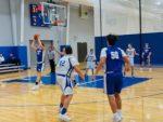 Eighth Grade Basketball Picks Up HNAC Win At Triton