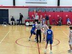 Jr. High Basketball At Caston