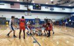 Seventh Grade Basketball Beats Career Academy
