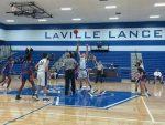 Basketball Edges SBCA In Thriller