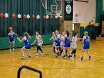 JV Girls Basketball Box v. John Glenn