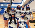 LaVille Winter Cheer 2020-2021