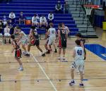 JV Basketball v. Goshen