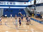 Eighth Grade Basketball Beats St. Michael's