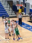 Jr. High Girls Basketball v. Bremen