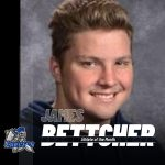 James Bettcher Selected Male Athlete Of The Month