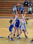 JV Girls Basketball Beats Pioneer