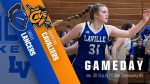 LaVille Lady Hoops Close 4-Game HNAC Run At Culver Community