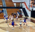 Goffinet's Double-Double Leads JV Girls Past Culver