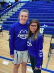 Girls Basketball Snapshots v. Caston
