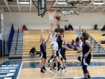 Girls Varsity Basketball FallsTo Prairie Heights