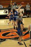 JH Girls Basketball v. Culver Community