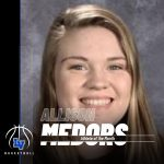 Allison Medors Selected Female Athlete Of The Month