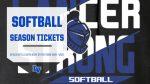 Softball Season Tickets On Sale Now