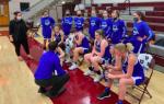 Girls Basketball Sideline Shots