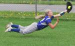Softball v. South Bend Clay
