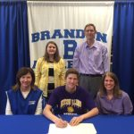 Ben Yeacker signs with Western Illinois!
