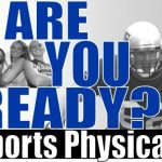 Sports Physicals- June 9 (Date Change)