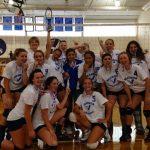 Freshmen Volleyball Champs @ Harrison Tournament