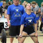 Brandon Powerlifters shine at Lake Orion HS!