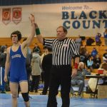 Blackhawk grappler sets school win record