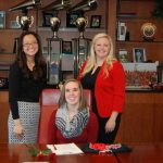 Sierra Coughlin signs with Davenport!